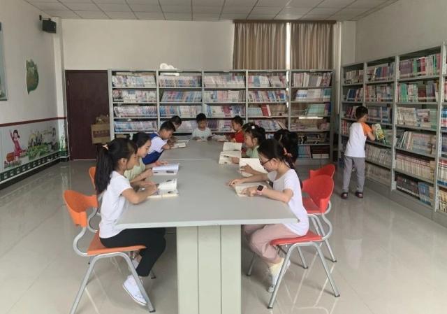 """陕西麟游:学校托管的暑假生活很""""别样"""""""